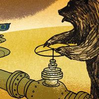 Magyar olajra gerjed az orosz medve
