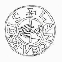 Lancea Regis - az első magyar pénzérme