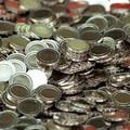 Hamis euró érmek Kínából