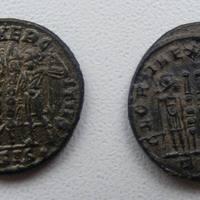 A Gloria Exercitus római érmetípus