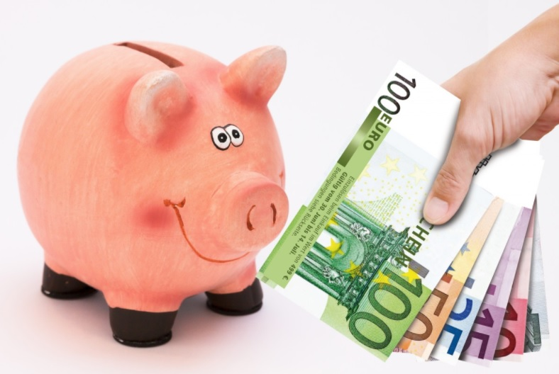 pénzt fogadni)