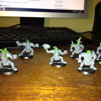 The Angry 56ers / Chaos Dwarf csapat születése