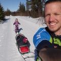 """""""Nincs rossz idő, csak rosszul öltöztetett óvodás"""" Interjú Gáborral, egy Norvégiában élő apukával."""