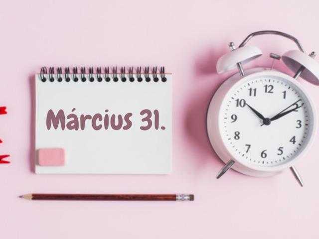 Kontroll adatszolgáltatás - Hamarosan határidő