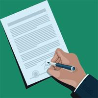 Szolgáltatási szerződés kötelező kiegészítése