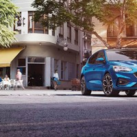 A Ford bemutatja a vadonatúj Focust