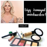 Az INGLOT exkluzív új make up kollekciója
