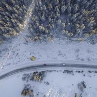Télen még az autóversenyzők is óvatosabbak
