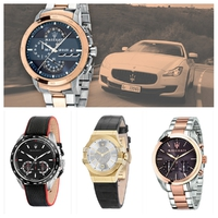 Sportosan elegáns: Maserati órák Neked