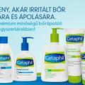 Cetaphil® Megbízható társ a bőrápolásban