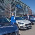 A Ford a Nemzeti Humanitárius Koordinációs Tanáccsal együttműködve 15 személygépkocsit bocsát a humanitárius segélyszervezetek rendel