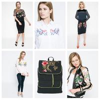 A hímzés újra hódít! Szebbnél szebb hímzett ruhák az Answear.hu webáruházban!