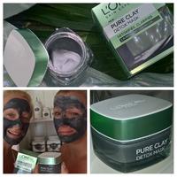 L'Oreal / Pure Clay Detox Mask