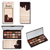 MAKE UP REVOLUTION -  I LOVE CHOCOLATE - NUDES