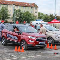 Ismét megrendezték a Ford fiataloknak szóló globális, ingyenes vezetéstechnikai programját Budapesten