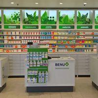 A 100. gyógyszertárához ért a BENU-hálózat korszerűsítése