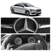 MERCEDES CLA   /   ROCK. STAR.