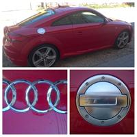 Egy ikon visszatér. Az Audi TT Coupé.