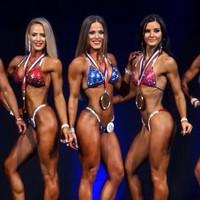 Nemzetközi fitneszversenyen bizonyított a Miss Balaton szépsége