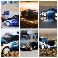 A világbajnok M-Sport Ford Fiesta WRC rallyautó a LEGO® Speed Champions exkluzív kínálatában