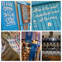 A kék madár pörkölt kávéja.... avagy a BlueBirdCafe titka