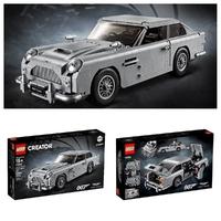 LEGO CREATOR & 007
