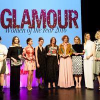 GLAMOUR WOMEN OF THE YEAR 2016 Díjkiosztó gáláról