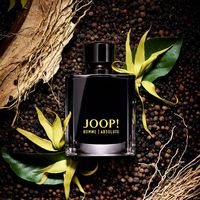 Back in black. JOOP! Homme Absolute
