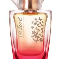 AVON Today Tomorrow Always In Love Parfüm, a szerelem nevében