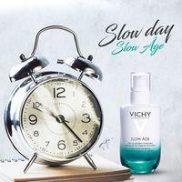 SLOW DAY SLOW AGE by VICHY ... Nincs időd megállni egy pillanatra sem?