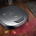 Az LG wifis robotporszívója ijesztette el a betörőt