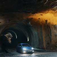 Európa egyik legkülönösebb autóstúra-útvonala, amiről még sosem hallott: 400 méteres mélységben száguld a Ford Fiesta ST
