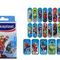 A Marvel Univerzum szuperhősei már a Hansaplast sebtapaszait is meghódították