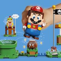 A LEGO Csoport és a Nintendo összefog, hogy tovább vigye egy szinttel a legendás építőjátékot