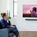 Az LG legújabb OLED tévéivel a filmek, a sportközvetítések és a videojátékok rajongóit célozza