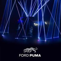 A Ford bemutatta a vadonatúj, atlétikus, innovatív Puma crossover-ét
