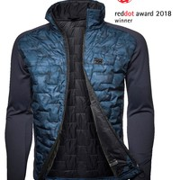 Red Dot díjat kapott a Helly Hansen Lifaloft Hybrid Insulator kabátja