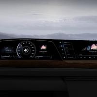 A 2021-es Cadillac Escalade-ben debütál a világ első autós LG P OLED műszerfala