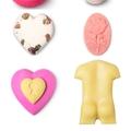 Valentin-nap a LUSH fürdőbombáival