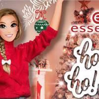 Az essence már most egy kis karácsonyi hangulatot és vidámságot idéz nekünk!