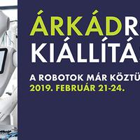 A robotok veszik át az uralmat a budapesti ÁRKÁD-ban február végén