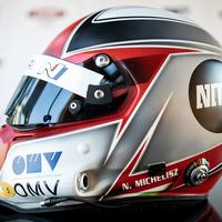 Az OMV és Michelisz Norbert a közúti biztonságot támogatja
