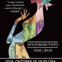 1956  2016  DIVATBEMUTATÓ