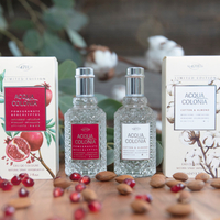 4711 Acqua Colonia Cotton & Almond és Pomegranate & Eucalyptus