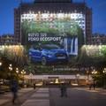 GUINNESS WORLD RECORDS™ a Fordnak ítélte a Világ Legnagyobb Óriásplakátja címet
