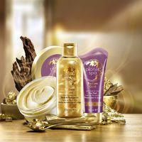 Aranyfényű ragyogás az AVON Planet Spa Radiant Gold termékcsaládtól