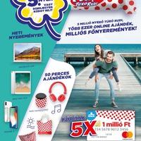 Pöttyös strandtáska, iPhone X vagy akár 1 millió forint?