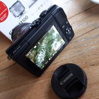 Bemutatkozik a CANON EOS M100-as fényképezőgép