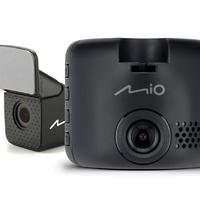 Biztonságban az utakon: Mio autós kamera beépített GPS-szel