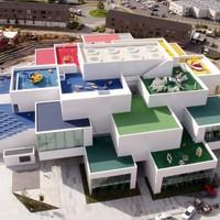 Az újonnan megnyitott LEGO® House igazi tisztelgés a kreatív játékélmény előtt